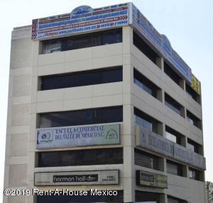 Edificio En Rentaen Miguel Hidalgo, Lomas De Sotelo, Mexico, MX RAH: 19-821