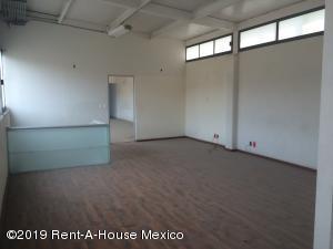 Edificio En Rentaen Naucalpan De Juarez, Ciudad Satelite, Mexico, MX RAH: 19-825