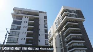 Departamento En Rentaen Queretaro, Cimatario, Mexico, MX RAH: 19-844