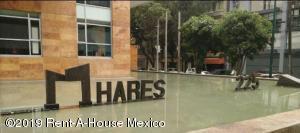 Departamento En Ventaen Miguel Hidalgo, Anahuac, Mexico, MX RAH: 19-858
