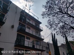 Departamento En Ventaen Miguel Hidalgo, Popotla, Mexico, MX RAH: 19-873
