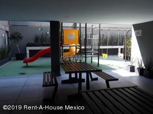 Departamento En Rentaen Cuauhtémoc, Santa Maria La Ribera, Mexico, MX RAH: 19-895