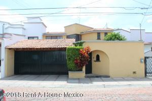 Casa En Ventaen Queretaro, Jurica, Mexico, MX RAH: 19-900