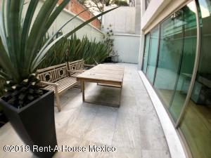 Departamento En Rentaen Miguel Hidalgo, Polanco, Mexico, MX RAH: 19-859