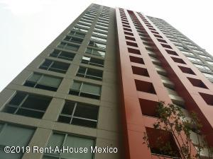 Departamento En Rentaen Alvaro Obregón, Santa Fe, Mexico, MX RAH: 19-968