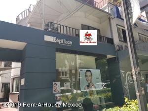 Oficina En Rentaen Miguel Hidalgo, Polanco, Mexico, MX RAH: 19-973