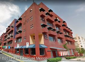 Departamento En Ventaen Alvaro Obregón, Santa Fe, Mexico, MX RAH: 19-993