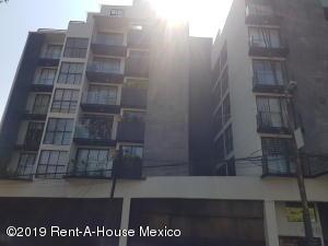 Departamento En Rentaen Benito Juárez, Narvarte, Mexico, MX RAH: 19-1025