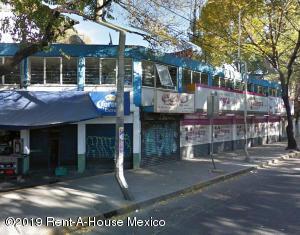 Local Comercial En Rentaen Azcapotzalco, San Antonio, Mexico, MX RAH: 19-1043