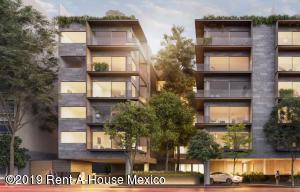 Departamento En Ventaen Benito Juárez, Nápoles, Mexico, MX RAH: 19-1092