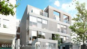 Departamento En Ventaen Miguel Hidalgo, Polanco, Mexico, MX RAH: 19-1093