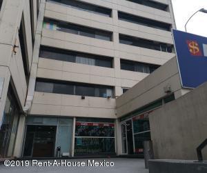 Oficina En Rentaen Miguel Hidalgo, Lomas De Sotelo, Mexico, MX RAH: 19-821