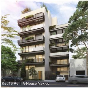 Departamento En Ventaen Benito Juárez, Alamos, Mexico, MX RAH: 19-1112