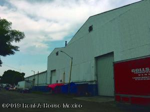Bodega En Rentaen Azcapotzalco, San Antonio, Mexico, MX RAH: 19-1138