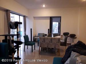 Departamento En Ventaen Benito Juárez, Portales, Mexico, MX RAH: 19-1141