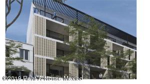 Departamento En Rentaen Cuauhtémoc, Hipodromo Condesa, Mexico, MX RAH: 19-1149