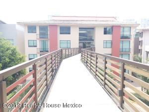 Departamento En Ventaen Naucalpan De Juarez, Lomas Verdes, Mexico, MX RAH: 19-1150