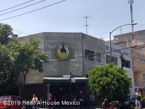 Oficina En Rentaen Benito Juárez, Narvarte, Mexico, MX RAH: 19-1158
