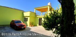 Casa En Ventaen Ocoyoacac, San Miguel Ameyalco, Mexico, MX RAH: 19-1185