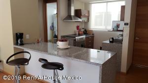 Departamento En Rentaen Miguel Hidalgo, Polanco, Mexico, MX RAH: 19-1213