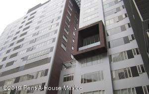 Departamento En Rentaen Alvaro Obregón, Santa Fe, Mexico, MX RAH: 19-1255
