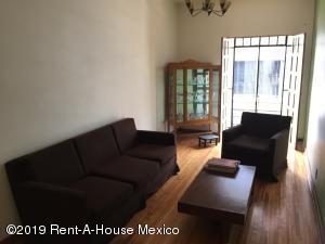 Departamento En Rentaen Miguel Hidalgo, Anzures, Mexico, MX RAH: 19-1223