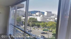 Departamento En Rentaen Miguel Hidalgo, Polanco, Mexico, MX RAH: 19-1340