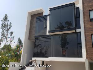 Casa En Ventaen Atizapan De Zaragoza, Residencial Lago Esmeralda, Mexico, MX RAH: 19-424