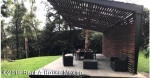 Departamento En Rentaen Cuajimalpa De Morelos, Santa Fe Cuajimalpa, Mexico, MX RAH: 19-1378