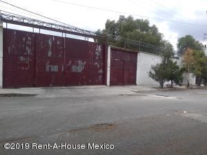 Bodega En Ventaen Cuautitlan Izcalli, Bellavista, Mexico, MX RAH: 19-1390