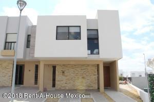 Casa En Rentaen Queretaro, El Refugio, Mexico, MX RAH: 19-1417