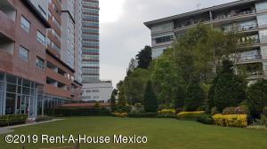 Departamento En Rentaen Cuajimalpa De Morelos, El Yaqui, Mexico, MX RAH: 19-1495