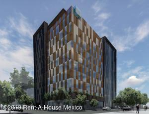 Departamento En Ventaen Cuauhtémoc, Cuauhtemoc, Mexico, MX RAH: 19-1501