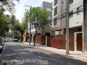 Departamento En Rentaen Benito Juárez, Nonoalco, Mexico, MX RAH: 19-1514