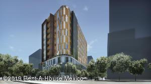 Departamento En Ventaen Cuauhtémoc, Hipodromo Condesa, Mexico, MX RAH: 19-1524
