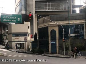 Local Comercial En Rentaen Alvaro Obregón, Olivar De Los Padres, Mexico, MX RAH: 19-1555