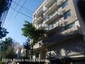 Departamento En Ventaen Benito Juárez, Nonoalco, Mexico, MX RAH: 19-1585