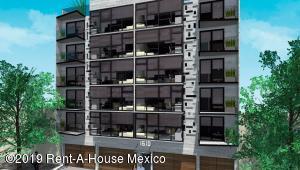 Departamento En Ventaen Benito Juárez, Narvarte, Mexico, MX RAH: 19-1589