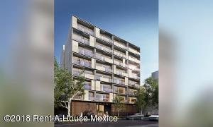 Departamento En Ventaen Benito Juárez, Narvarte, Mexico, MX RAH: 19-1591