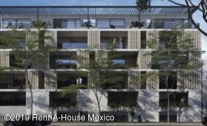 Departamento En Ventaen Cuauhtémoc, Hipodromo Condesa, Mexico, MX RAH: 19-1613