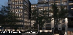 Departamento En Rentaen Cuauhtémoc, Hipodromo Condesa, Mexico, MX RAH: 19-1616