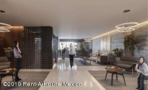 Departamento En Ventaen Miguel Hidalgo, Polanco, Mexico, MX RAH: 19-1667
