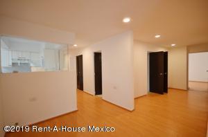 Oficina En Rentaen Miguel Hidalgo, Polanco, Mexico, MX RAH: 19-1680