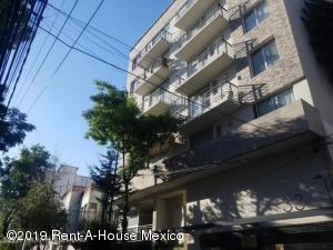 Departamento En Ventaen Benito Juárez, Nonoalco, Mexico, MX RAH: 19-1702