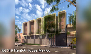 Departamento En Ventaen Benito Juárez, Portales, Mexico, MX RAH: 19-1768