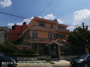 Casa En Ventaen Tlalnepantla De Baz, Fracc Jardines De Bellavista, Mexico, MX RAH: 19-1771