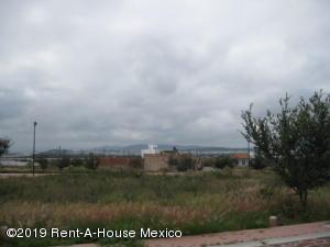 Terreno En Ventaen Corregidora, Pueblo Nuevo, Mexico, MX RAH: 19-1895