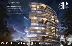 Departamento En Ventaen Huixquilucan, Bosque Real, Mexico, MX RAH: 19-1907
