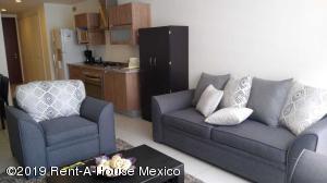 Departamento En Rentaen Miguel Hidalgo, Ampliacion Granada, Mexico, MX RAH: 19-1538