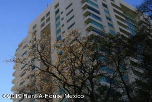 Departamento En Ventaen Huixquilucan, Lomas Country Club, Mexico, MX RAH: 19-1988
